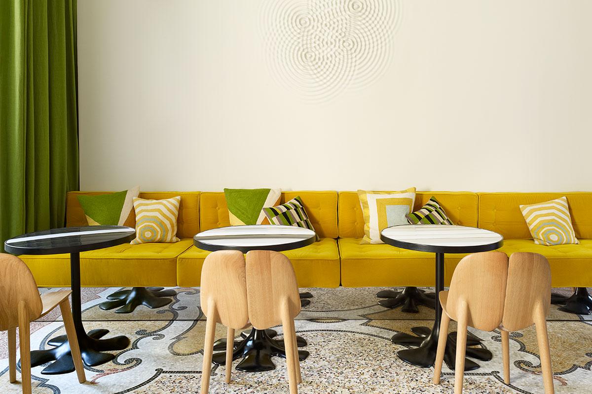 LE CLOITRE HOTEL India Mahdavi Luis Ridao