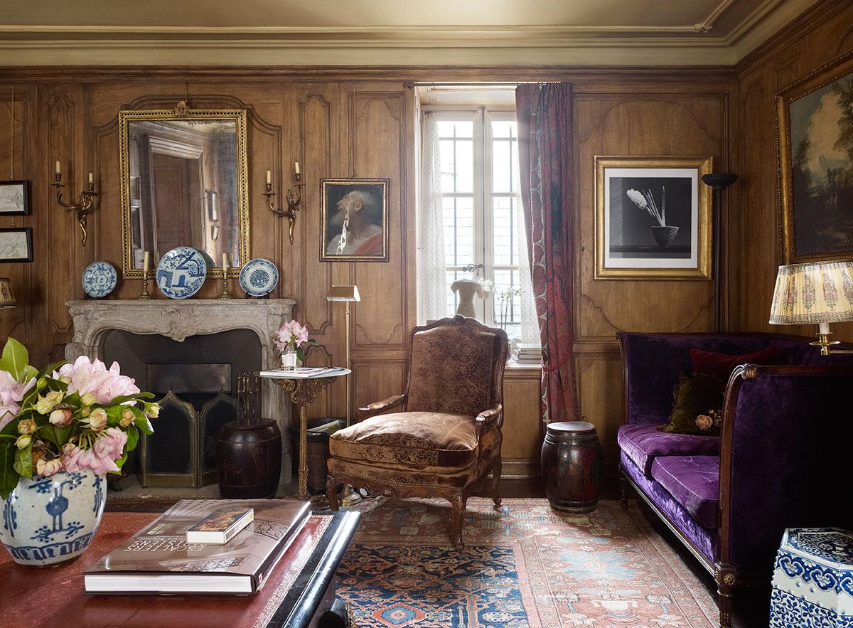 Architectural digest studio peregalli luis ridao for Interior digest
